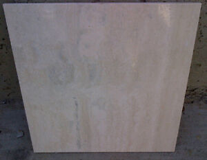 "Gorgeous natural stone (marble) tile - 12""x12"""