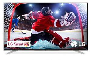 LG 65INCH 4K UHD 120HZ SMART LED TV ------  NO TAX