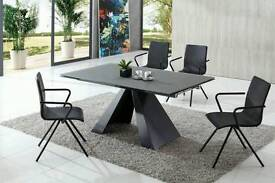 Black Dining Room Chairs - BRAND NEW