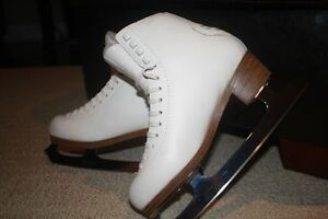 Graf Edmonton Special with Pattern 99 Blades - Sz 3.5 S Peterborough Peterborough Area image 1