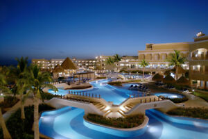 Mexico Vacation : ALL Palace RESORTS - travel with member perks!