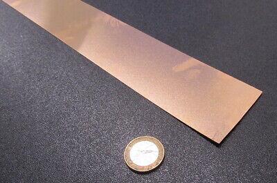 510 Phosphor Bronze Bar .016 -.003thick X 2.0 Wide X 48.0 Length