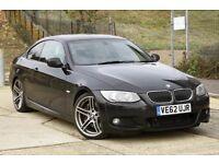 BMW 335d Sport Plus DCT 2013