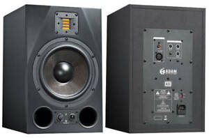 Studio Monitors Adam A8X **MINT**Open to Trades on PRS Custom 24