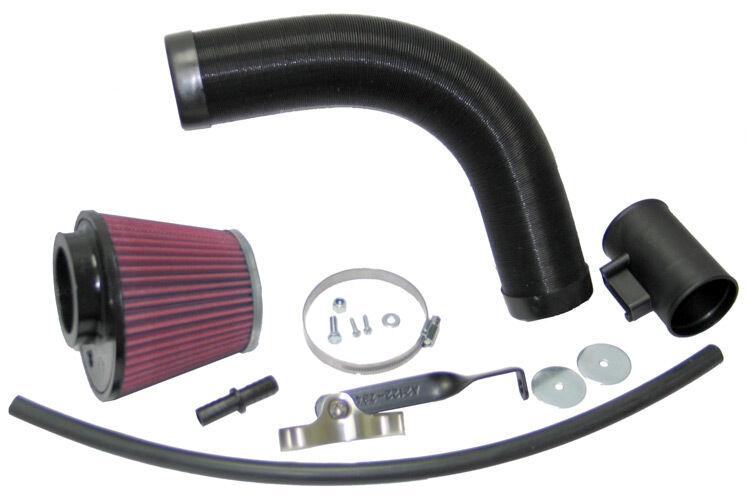 K/&N 57i Performance Air Filter Induction Kit Intake Kit 57-0468