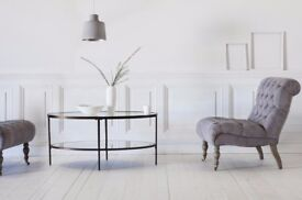 New - Perch & Parrow Aberdeen coffee table