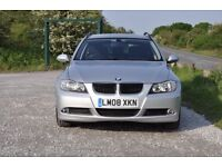 BMW 3 SERIES DIESEL TOURING 320d SE [177] 5dr 2008 - SUPERB CONDITION