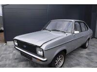 Ford escort mk2 , 1976