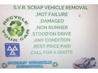 CARS WANTED FOR CASH MANCHESTER SCRAP NON RUNNER DAMAGED MOT FAILURE UNWANTED 💰💰
