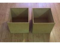 "Spy-Box 12"" Vinyl Record Wooden Storage Boxes"