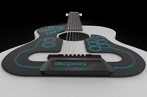 Acpad Controller midi guitare sèche