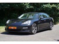 2011 Porsche Panamera 3,0 D V6 Tiptronic 5dr automatic 2 owners FPSH