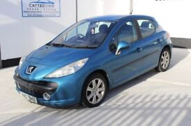 Peugeot 207 1.6 HDi Sport 5dr£1,895 p/x welcome Serviced, 12 Months MOT