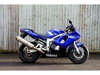 Yamaha r6 1999 5EB