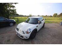 Mini One - 2012 - 1.6L - Petrol - Manual - Pepper White - 21,000 Miles