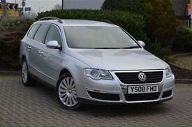 VW Passat 2.0 TDI Automatic 2008 **1Owner F.S.H**