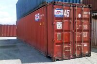 45 ft  sea containers / Ocean /Storage