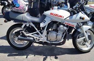 Suzuki Katana 250s Rare bike Maida Vale Kalamunda Area Preview