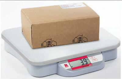 Ohaus C11p75 Bench Scale Shipping Scale 165 Lb X 0.1 Lb