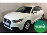 £199.78 PER MONTH - 2012 AUDI A1 1.6 TDI SE HATCHBACK 3 DOOR MANUAL DIESEL