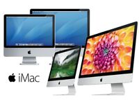 iMac, Repairs Servicing and Upgrades. We come To You 7 days a week..