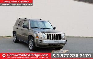 2007 Jeep Patriot Limited VALUE PRICED & SAFETY INSPECTION AV...