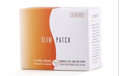 30 Sheets/Box Strong 100% Natural Slim Patch Weight Loss Patch Herbal Products