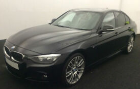BMW 330d M Sport Automatic Leather 2014 FROM £88 PER WEEK!