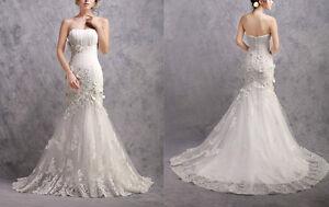 High quality Wedding Dress @$299 ONLY (custom made & brand new) London Ontario image 10
