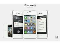 I PHONE 4S WHITE 16GB