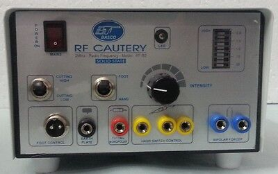 Rf Cautery 2 Mhz Electrosurgical Cautery Radio Surgery With High Frequency Unit