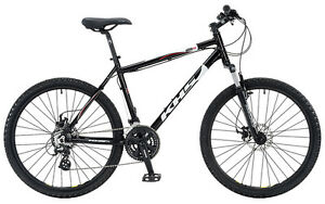 Dark green KHS Mounatain Bike