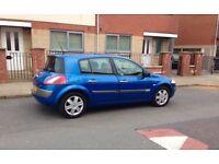 Renault Megane, Diesel, Good Condition, Cheap To Run Car, £30 TAX, 12 Months MOT