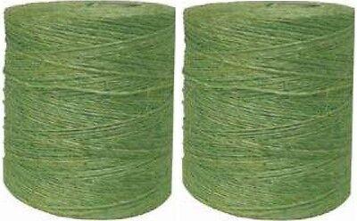Tytan Intl Sbt72grty 2 Pack 7200 Green Sisal Baler Baling Twine