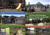 Comfort 5+bdr 3,5bth country house sale in Pines , Steinbach