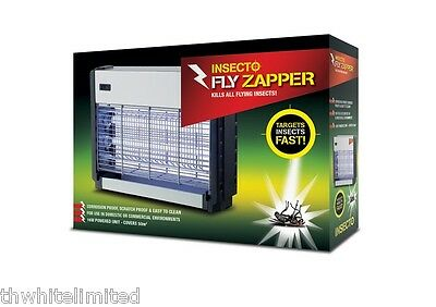 Electric Fly Killer Insecto Fly Zapper 26 Watt  (MMCS)