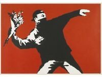 BANKSY PRINTS WANTED