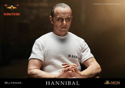 Hannibal Lecter in Straight Jacket Silence of the Lambs Figure 1:6 Blitzway