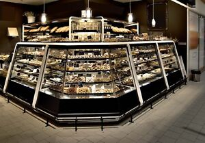 Full line of display cases, pastry bakery gelato deli meat fish Moose Jaw Regina Area image 5