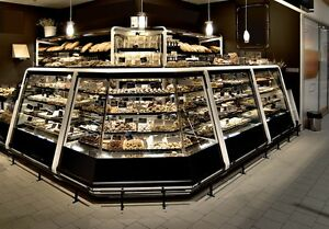 Full line of display cases, pastry bakery gelato deli meat fish Moose Jaw Regina Area image 7