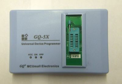 Prg-121 Mcumall Canada Gq Gq-5x Super Fast High Speed Spi Flash Chip Programmer