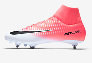 Nike Mercurial Victory VI Dynamic Fit Soft-Ground Cleat Sz 10