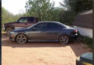 2004 Mazda 6 trade for a toy
