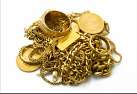 We Buy Your Old Gold For More $$$!