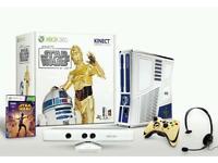 Star wars xbox 360 limited edition 320gb