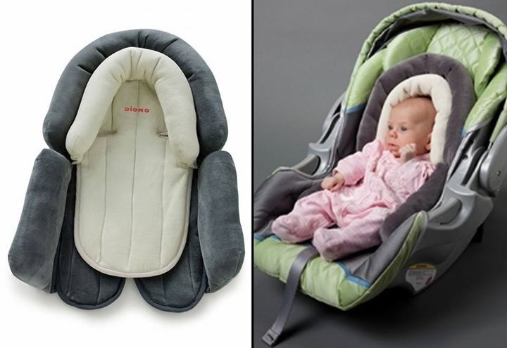 Diono Cuddle Soft Infant Insert. Perfect condition.- Used once | in ...
