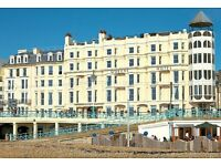 Receptionist required for Queens Hotel Brighton