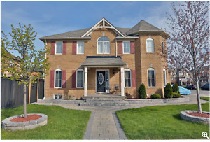 Wow! Beautiful 4+1Bed/4 Bath Corner Home FOR SALE IN MILTON