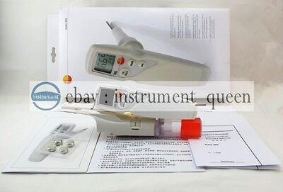 Testo 205 Ph Meter Tester Measuring Instrument Probe Head For Food 0563 2051