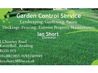 Gardern Control services - Gardening & Landscping